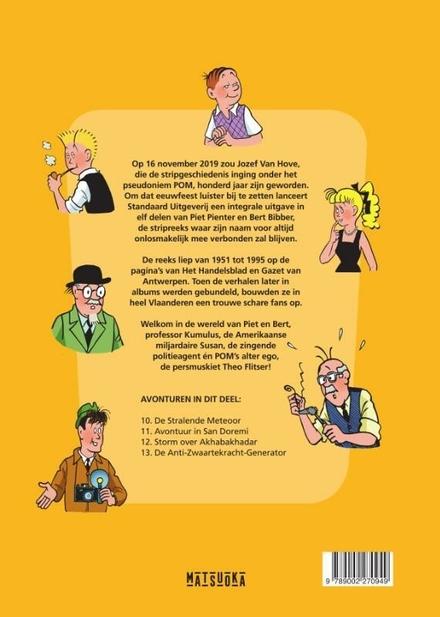 Piet Pienter en Bert Bibber : integraal. 3
