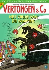 Het virus van de vampier