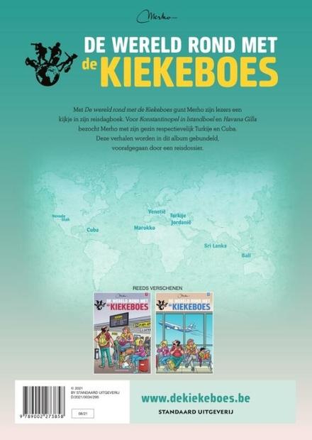 De wereld rond met de Kiekeboes. 3