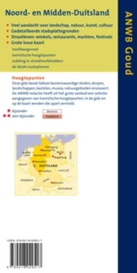 Noord- en Midden-Duitsland