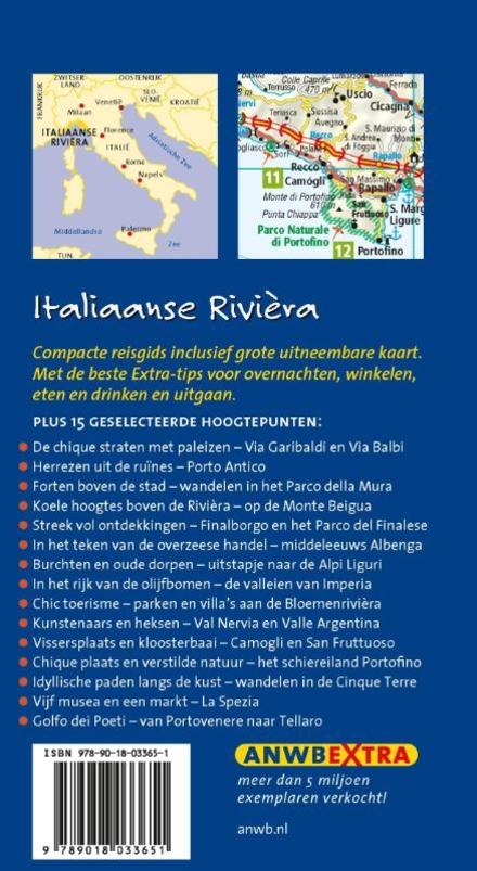 Italiaanse Rivièra