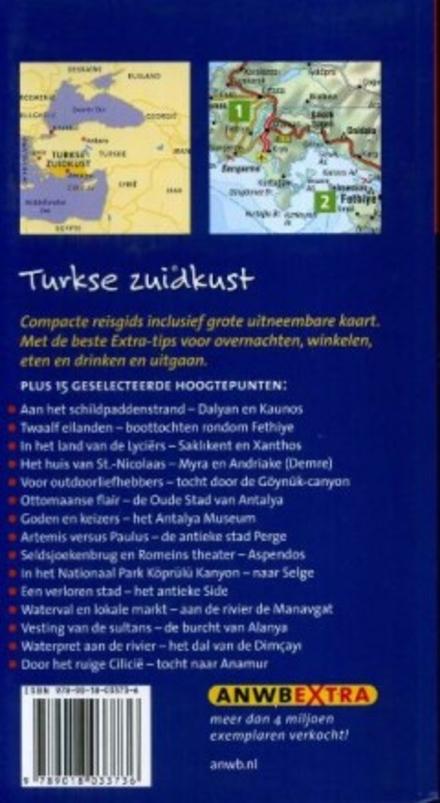 Turkse zuidkust