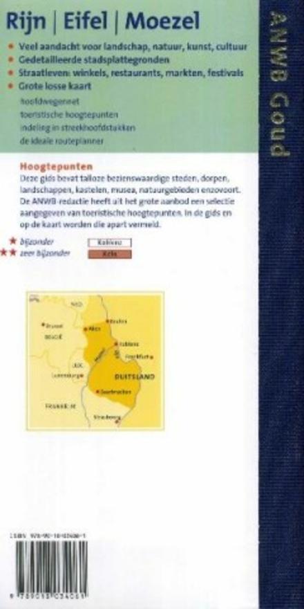 Rijn, Eifel, Moezel