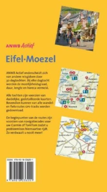 Eifel, Moezel