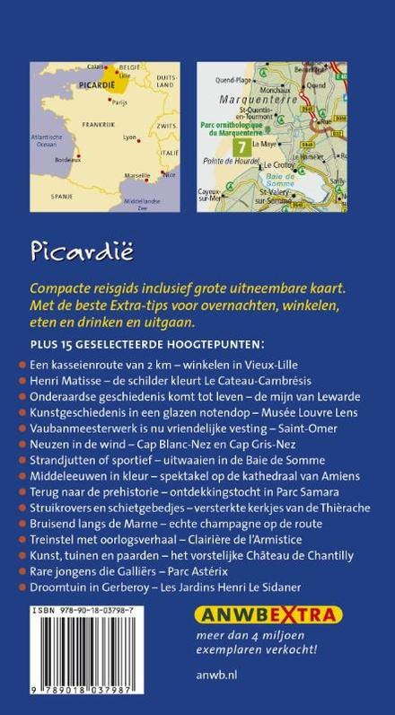 Picardië, Nord-Pas-de-Calais