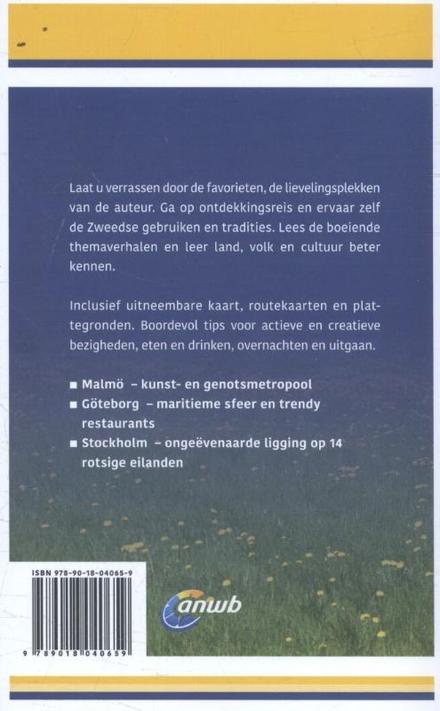 Ontdek Zuid-Zweden : Stockholm, Malmö, Öland, Visby, Uppsala, Göteborg, Häverud, Smäland, Ystad