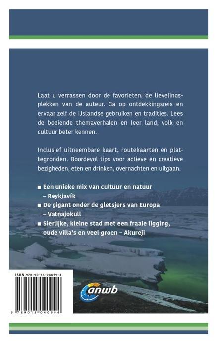 Ontdek IJsland : Reykjavik, Reykjanes, Vestmannaeyjar, Ostfjorde, Westfjorde, Húsavík, Akureyri, Kjalvegur