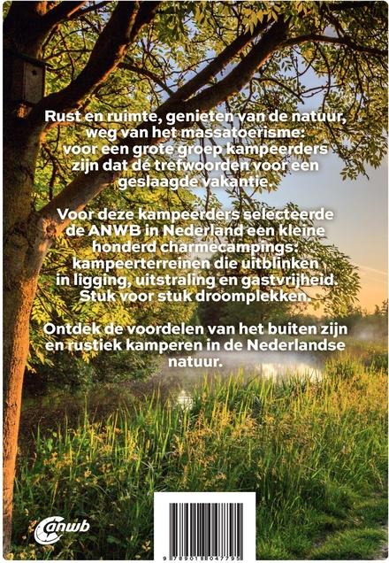 Charmecampings Nederland : voor rustzoekers en natuurliefhebbers
