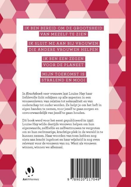 Krachtboek voor vrouwen : wijsheid van Louise Hay