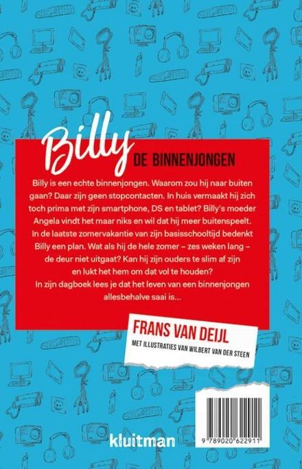 Billy de binnenjongen