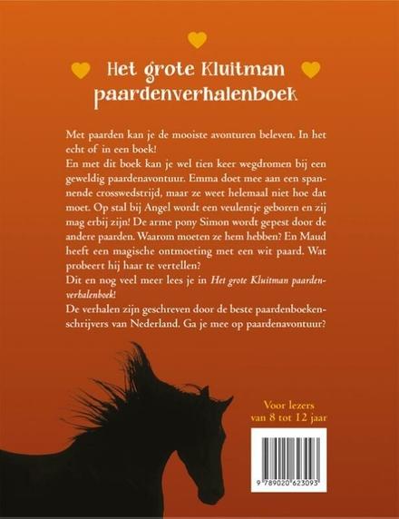 Het grote Kluitman paardenverhalenboek : 10 prachtige paardenverhalen