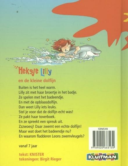 Heksje Lilly en de kleine dolfijn
