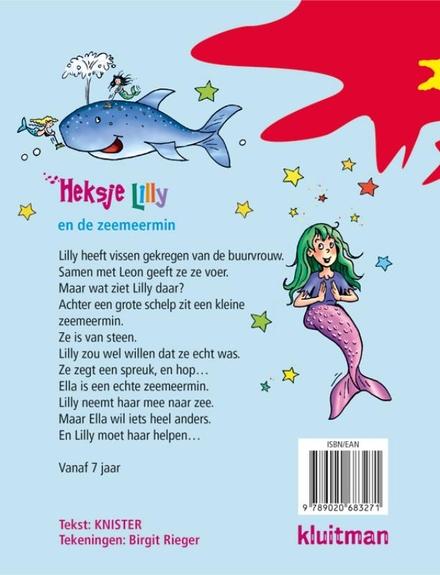 Heksje Lilly en de zeemeermin