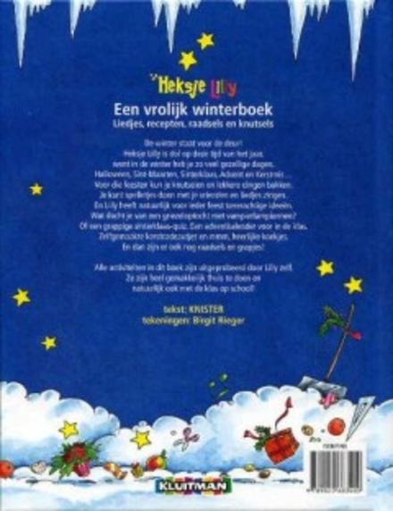 Een vrolijk winterboek : liedjes, recepten, raadsels en knutsels
