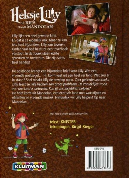 De reis naar Mandolan