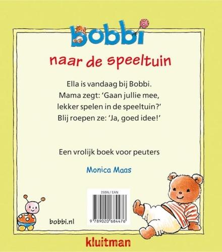 Bobbi naar de speeltuin