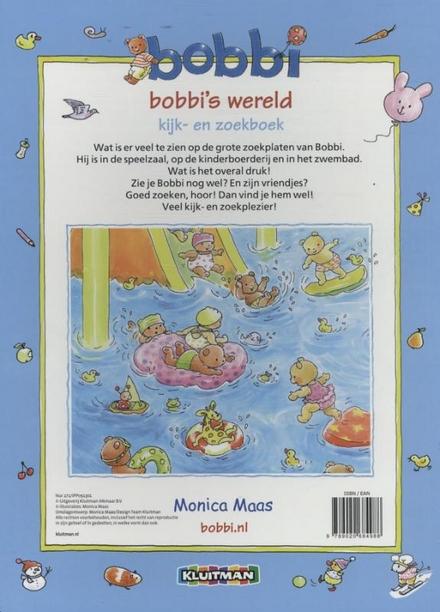 Bobbi's wereld kijk- en zoekboek