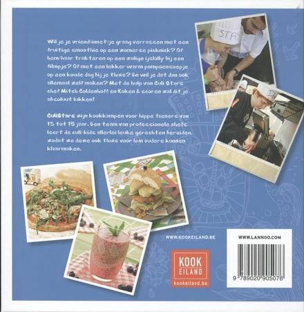 Koken & scoren : bij m'n lief : kookboek voor hippe tieners