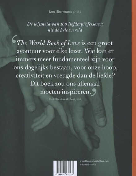 The world book of love : het geheim van de liefde