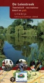 De Leiestreek : toeristisch-recreatieve kaart en gids