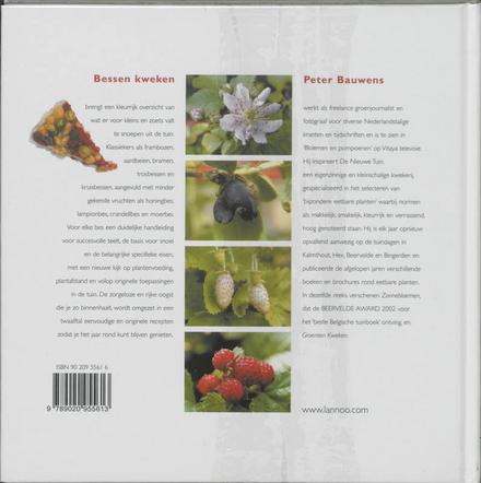 Bessen kweken : kleurrijke variatie voor een smaakvolle oogst