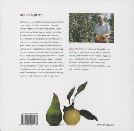 Appels en peren : laagstammige fruitbomen van A tot Z