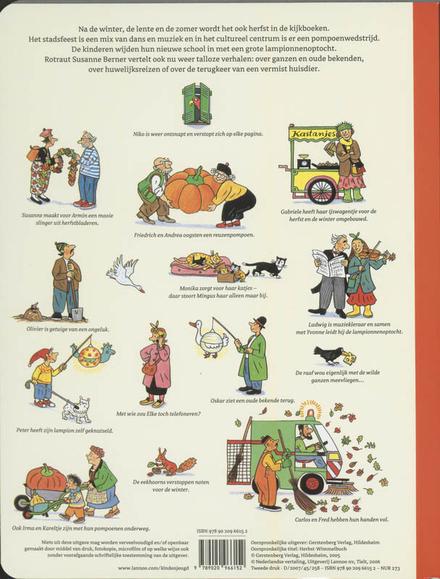 Het is herfst : kijk- en zoekboek