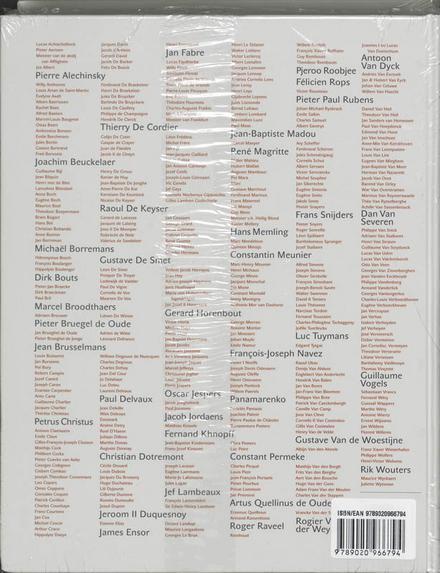 Het Belgisch kunstboek : 500 kunstwerken van Van Eyck tot Tuymans