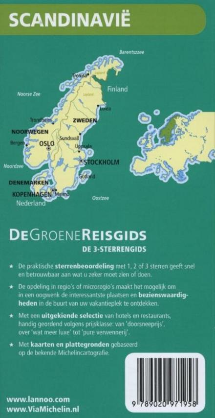 Scandinavië : Denemarken, Noorwegen, Zweden
