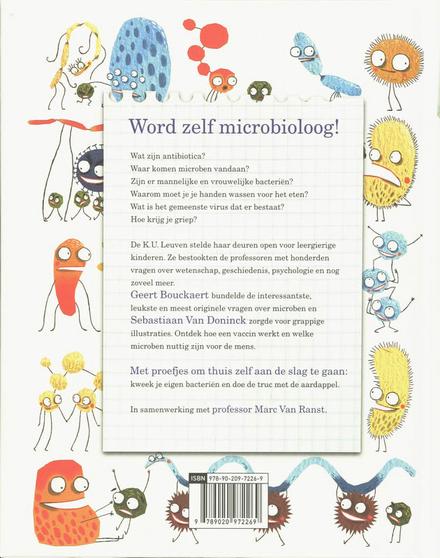 Monsterlijke microben en hoe ga je ze te lijf?