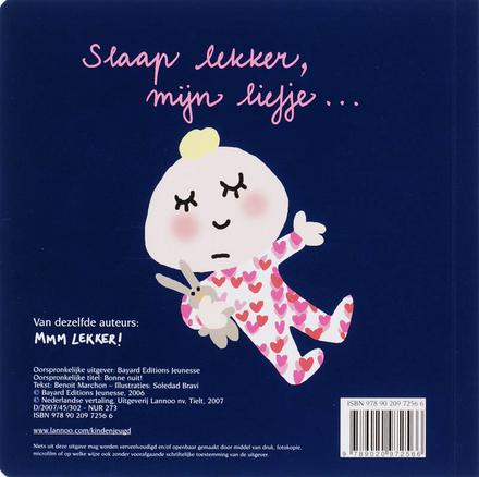 Slaap lekker!