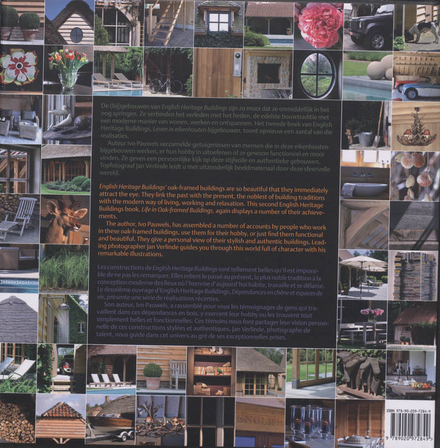 Leven in eikenhouten bijgebouwen