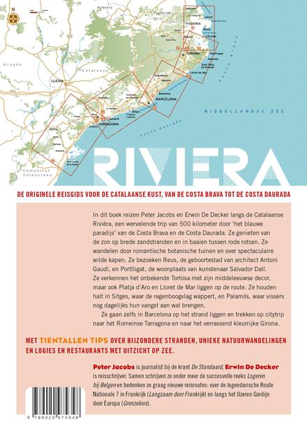 Riviera : gids voor de Catalaanse kust