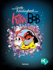 Het grote reisdagboek van Kika + Bob