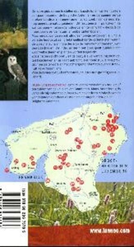 Wandelboek Ardense natuur : gids voor fauna en flora met 40 lusvormige wandelingen