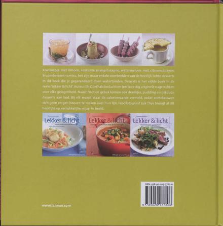 Lekker & licht. 5, Desserts