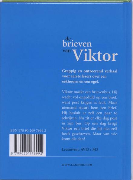 De brieven van Viktor