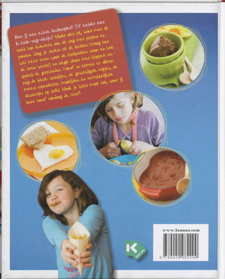 Ketnet kookt : het supercoole Ketnet-kookboek
