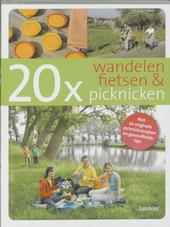 20 x wandelen, fietsen & picknicken