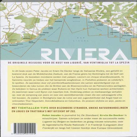 Riviera : gids voor de Italiaanse Riviera