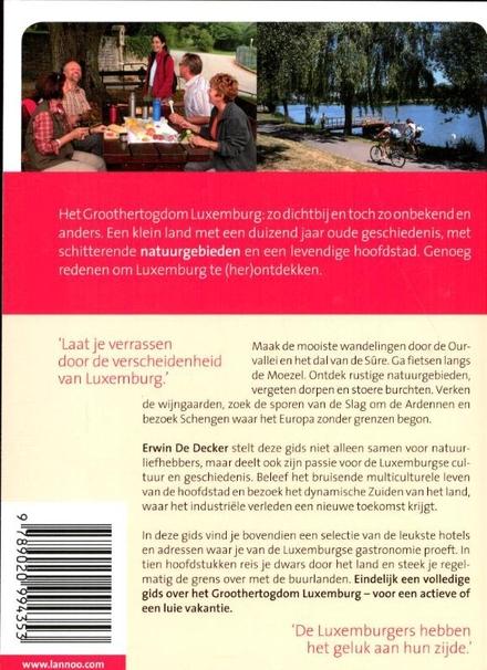 20 x Groothertogdom Luxemburg : genieten en logeren