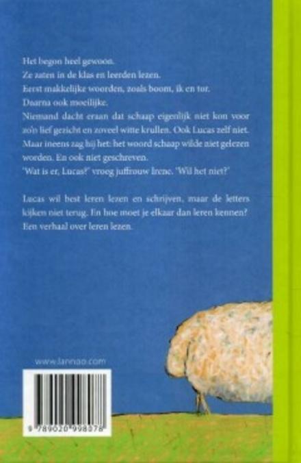 Lucas en de woorden : een verhaal over leren lezen
