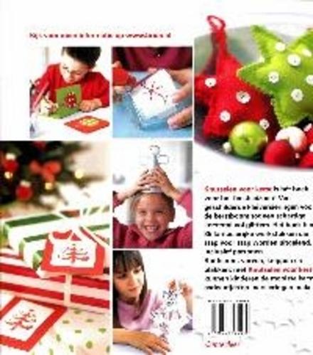 Knutselen voor kerst : creatief plezier met kinderen