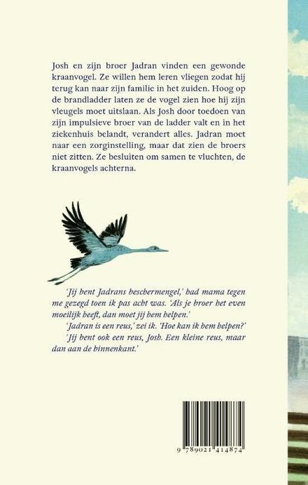 De blauwe vleugels