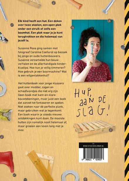 Het huttenboek voor jonge klussers