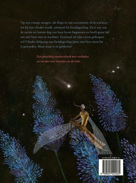 Toen rups een vlinder werd : versjes en verhalen over beestjes in de tuin