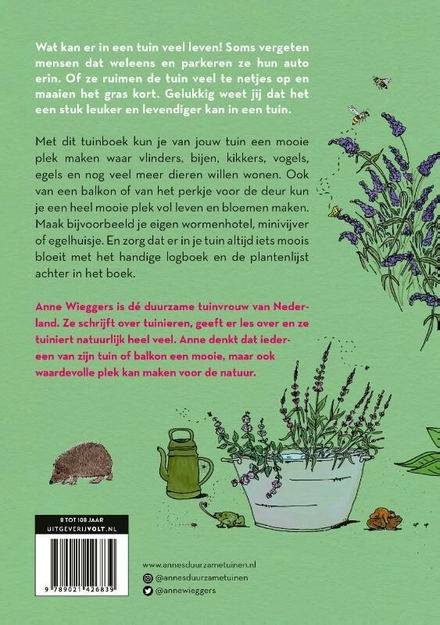 Duurzaam tuinieren voor kinderen