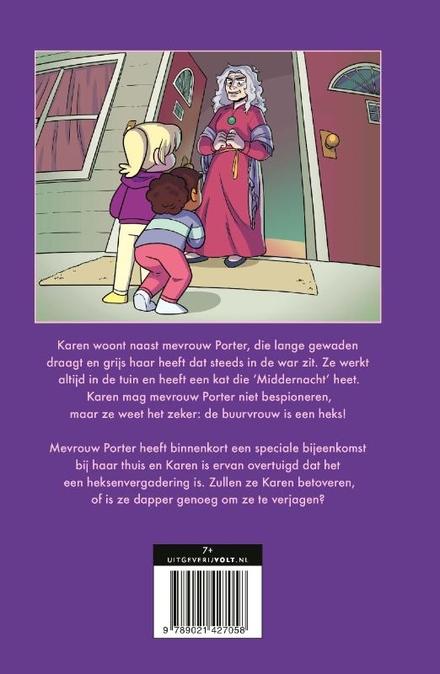 De buurvrouw is een heks : een stripverhaal