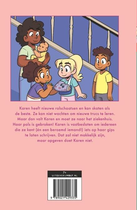 Het mooiste gips : een stripverhaal