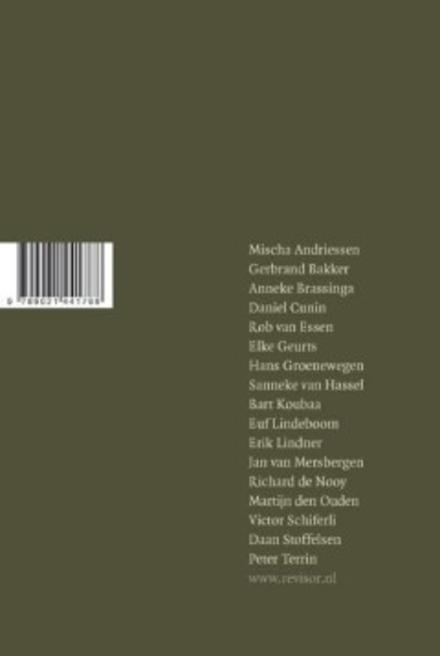 De Revisor : halfjaarboek voor nieuwe literatuur. 2